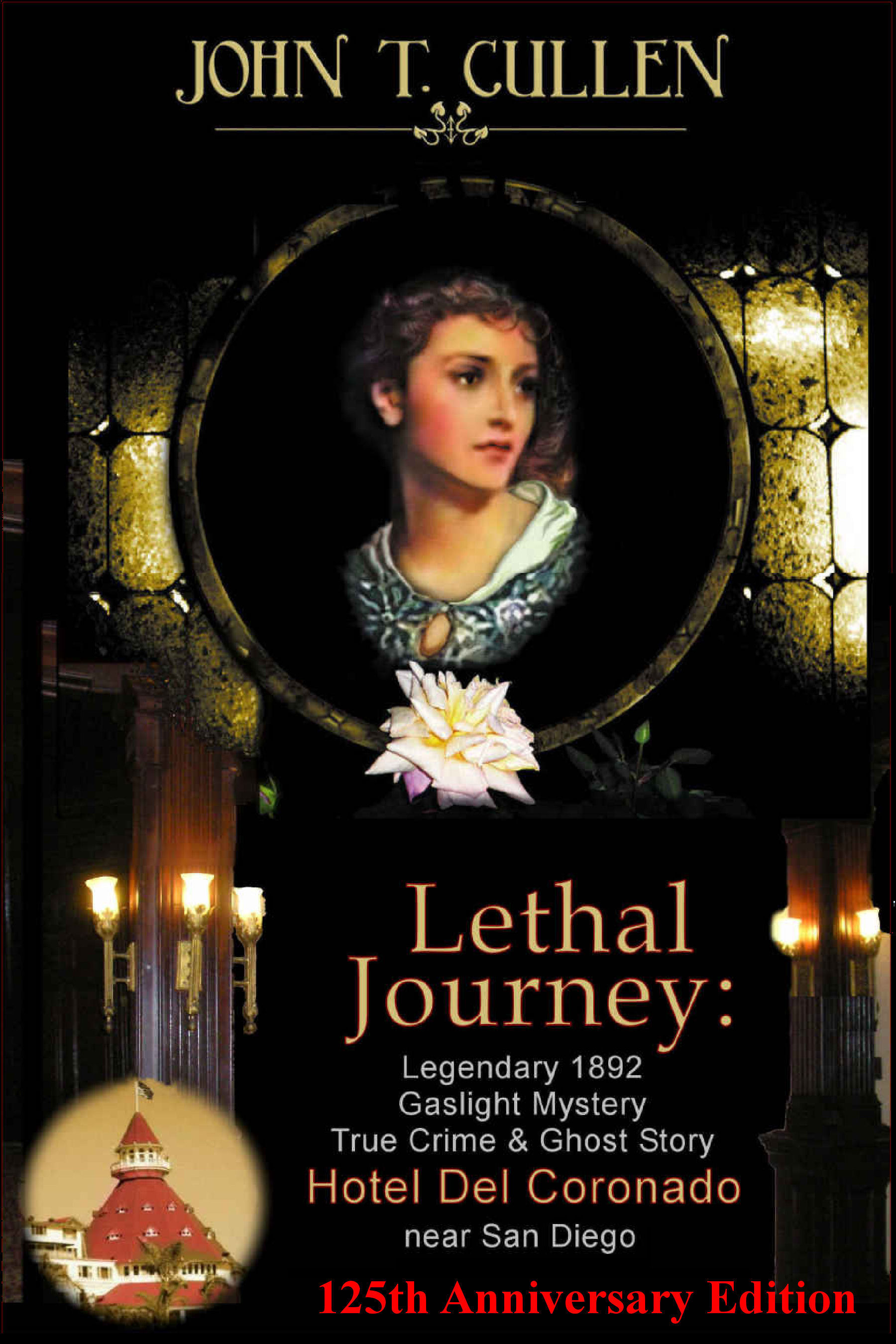 Click to see all three books - Lethal Journey - fiction - a dramatization based on Dead Move by John T. Cullen, and the best of the legend.
