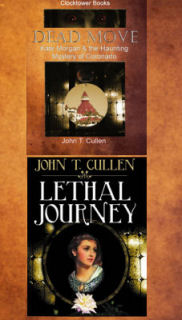 John T. Cullen's two books about the ghost at the Hotel del Coronado, and the 1892 crime that created her legend.
